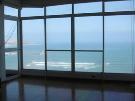 Dpto. en 6to. piso con espectacular vista al mar